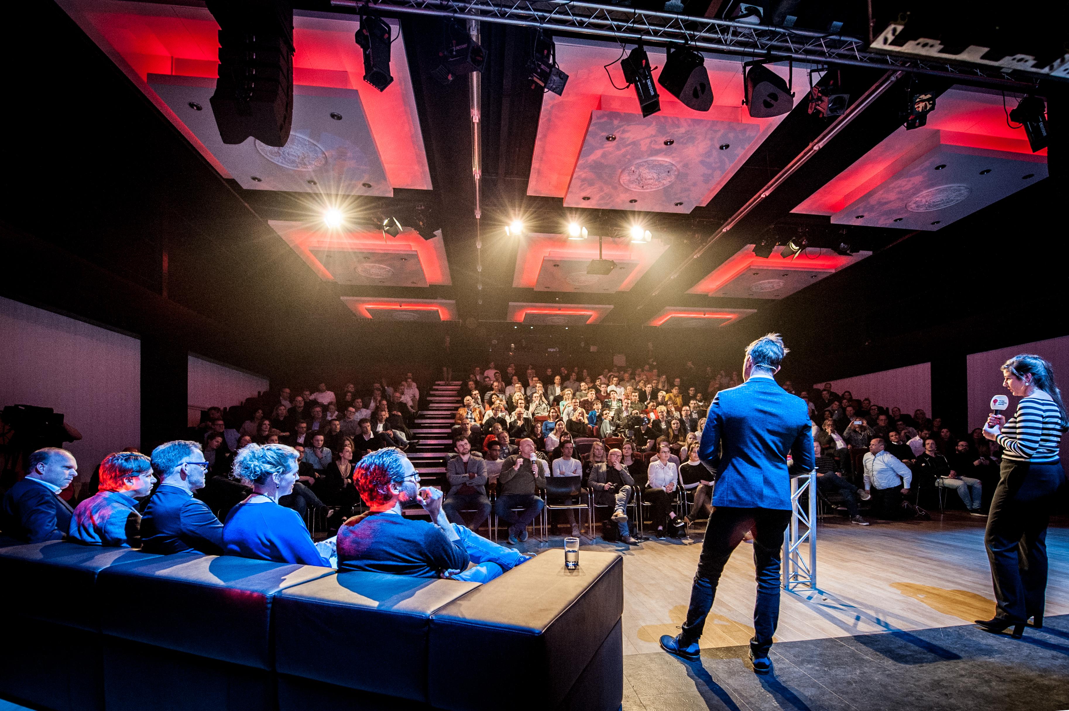 Business Evenement Groningen.