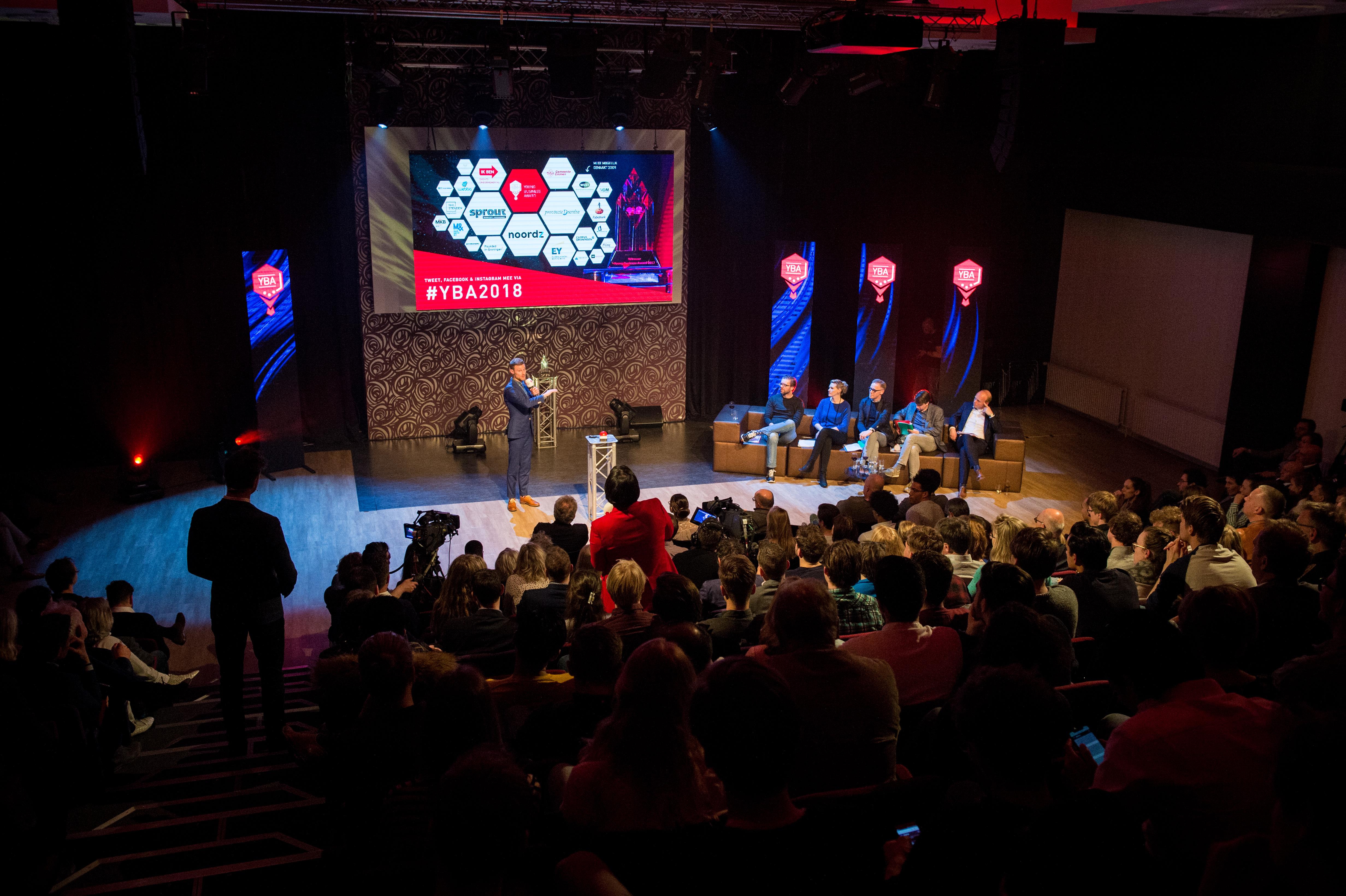 Netwerk evenement Groningen