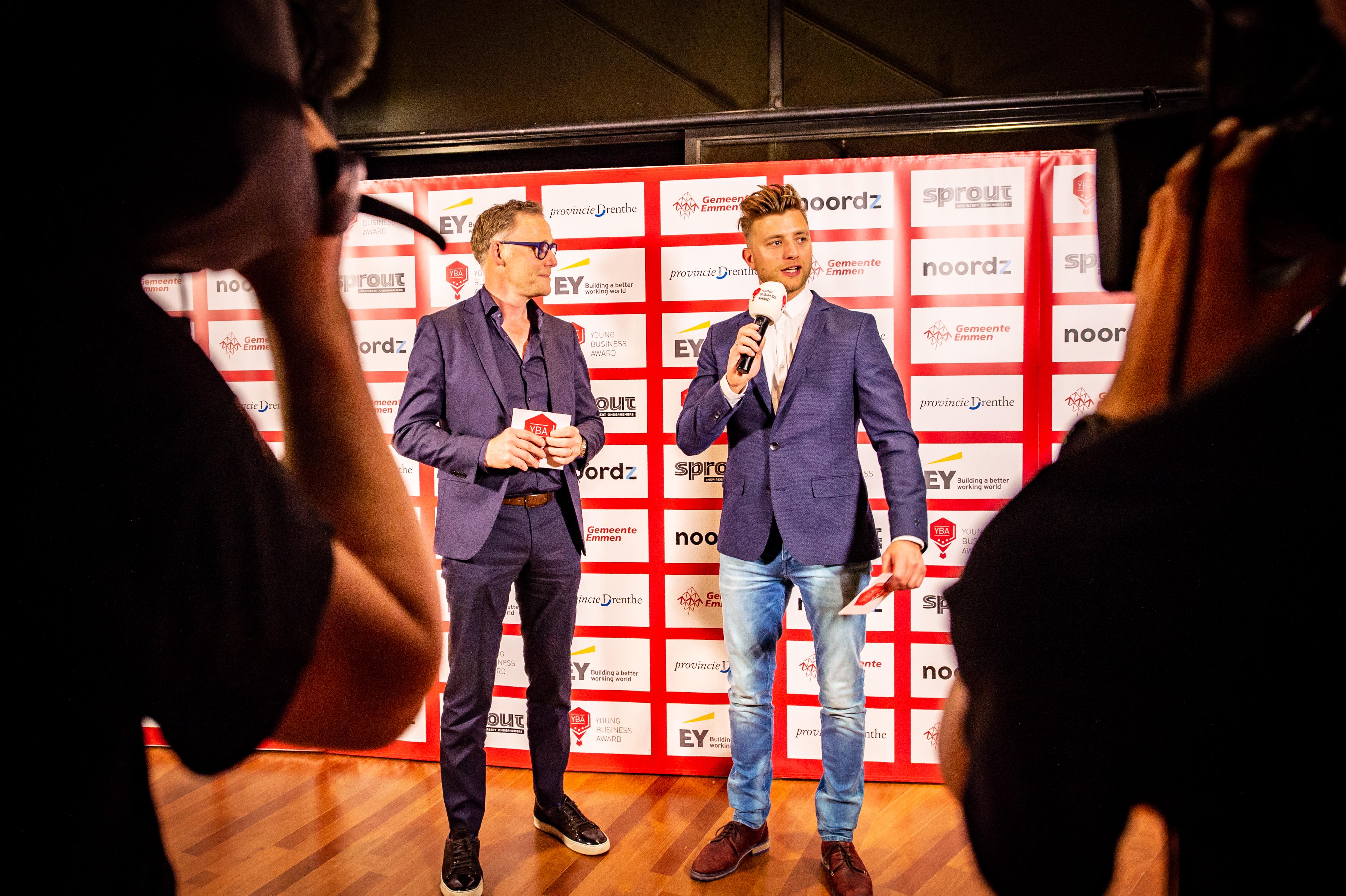 Netwerk evenement in Friesland