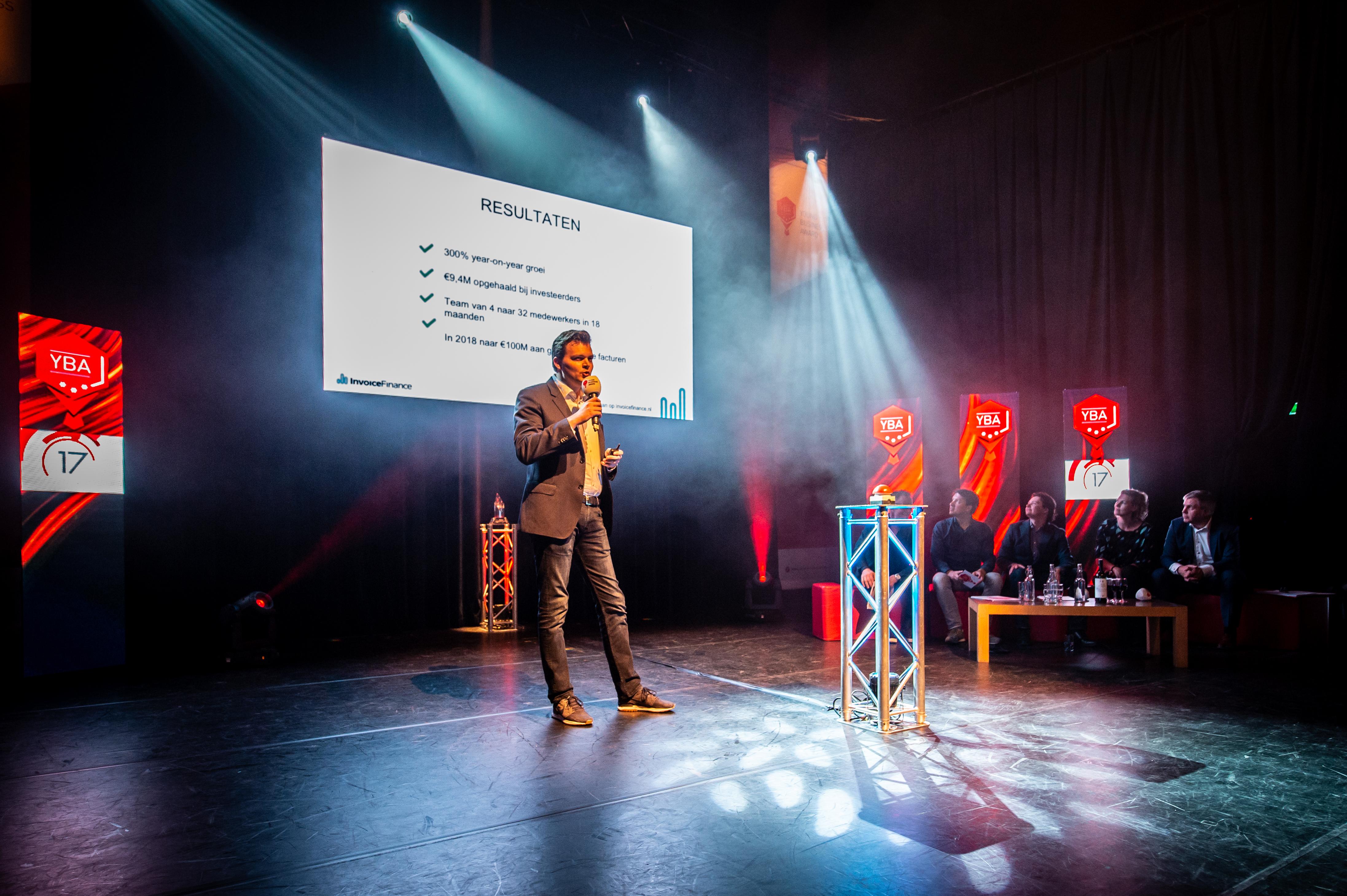 Netwerk evenement Leeuwarden